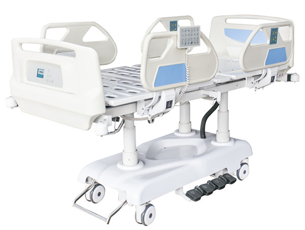 7-Function electric lateral tilt icu bed