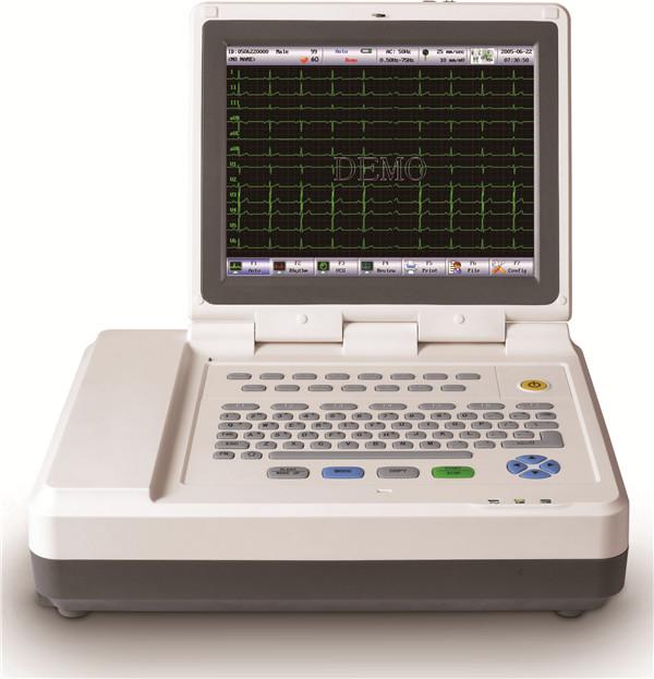 12- Channel ECG Machine