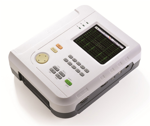 12-Channel ECG Machine