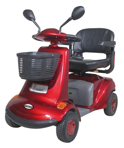 电动残疾人机动滑板车