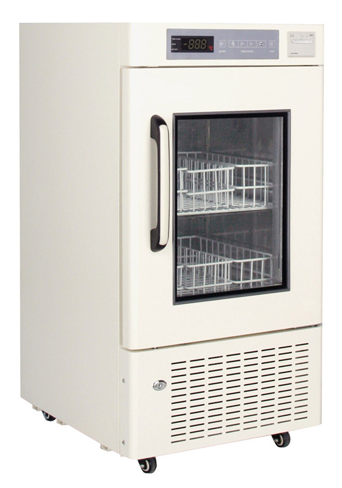 4°C 108L blood bank refrigerator