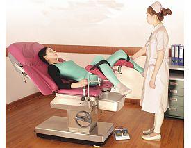 多功能半自动妇科手术台