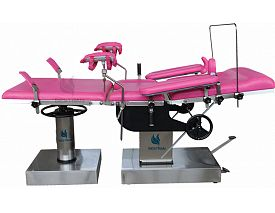 手动妇科手术台