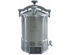 Portable Pressurel steam sterilizer