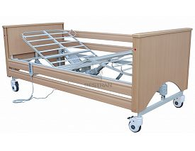 5-function electric home care bed
