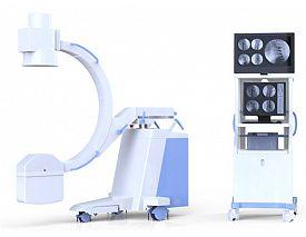 高频移动式手术X射线机