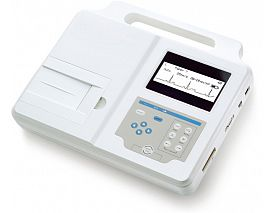 1-Channel ECG Machine