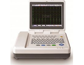 12- Channel ECG Machine