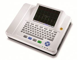 12-Channel ECG Machine