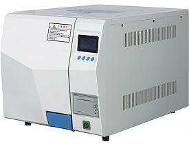 Vacuum system steam sterilizer