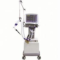 """Surigcal Equipment Hospital 12""""触摸屏运输呼吸机"""